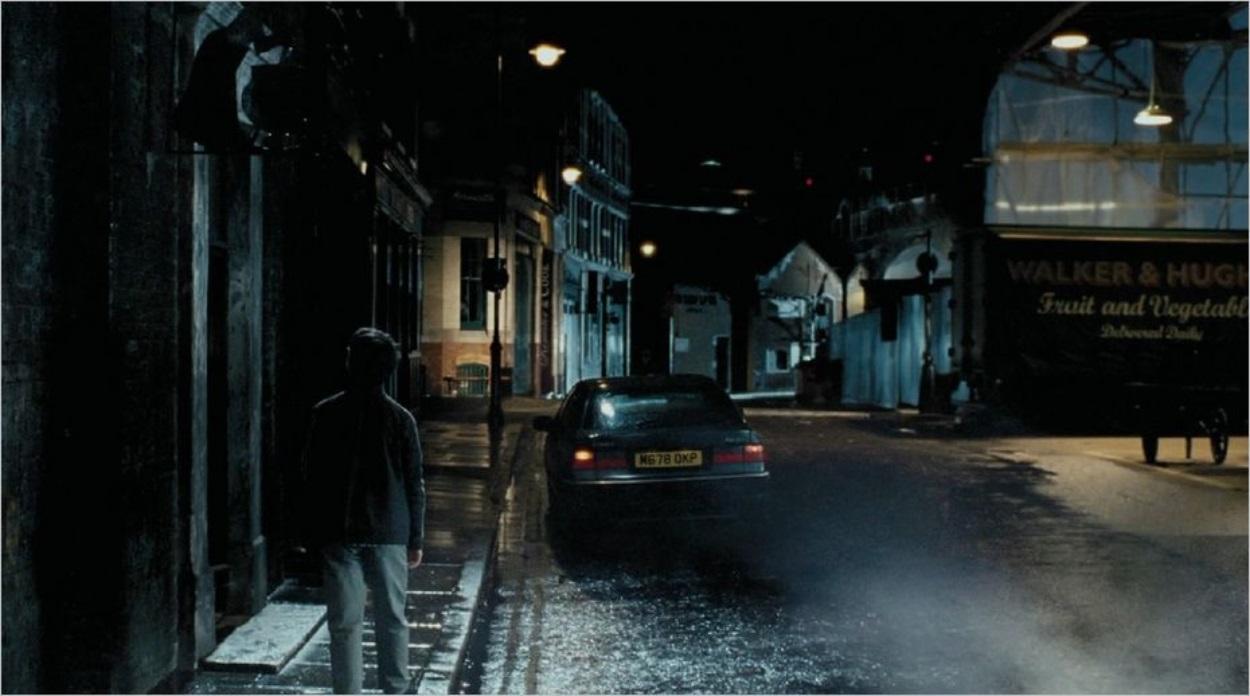 Harry Potter arrive sur Stoney Street