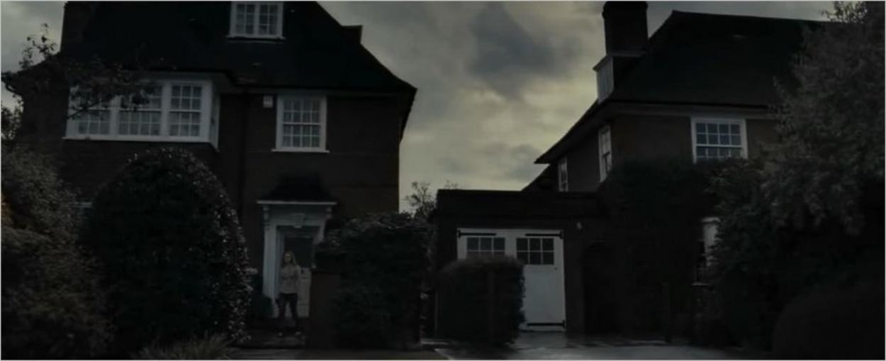 La maison de la famille Granger
