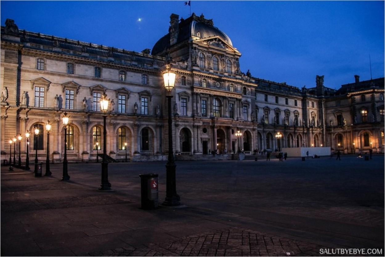 explorons le palais du louvre et le jardin des tuileries au coucher du soleil. Black Bedroom Furniture Sets. Home Design Ideas