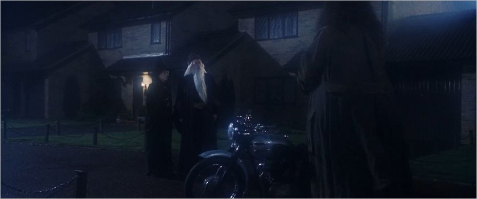 Privet Drive dans Harry Potter