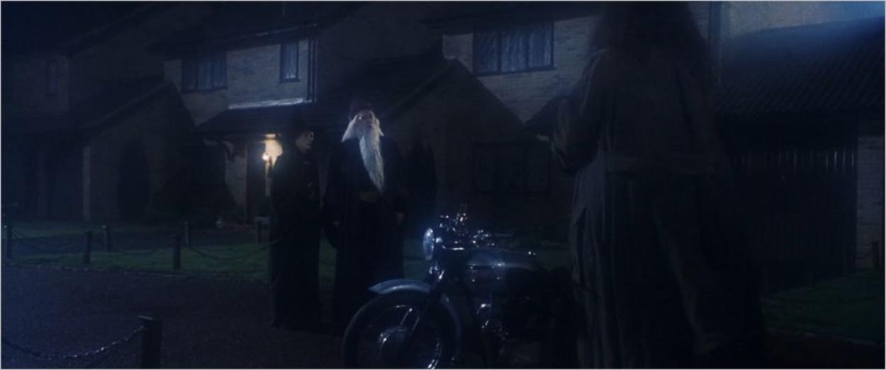 Privet Drive dans Harry Potter