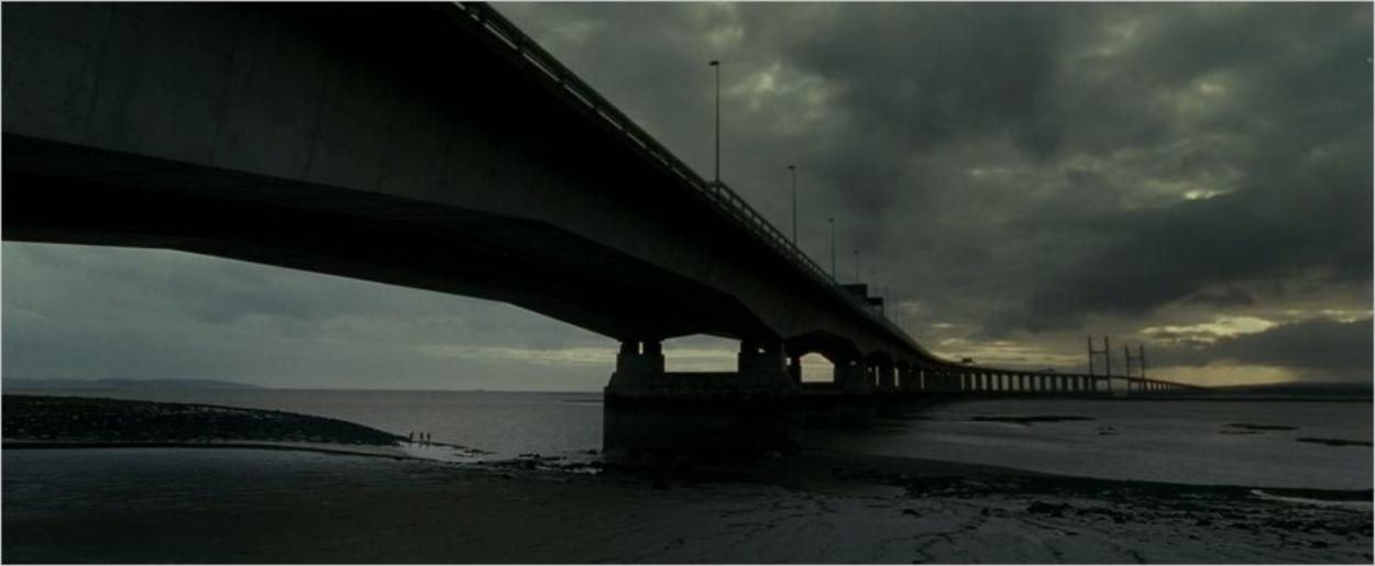 Le Severn Bridge dans Harry Potter