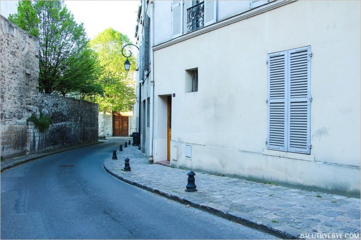 Le quartier du Vieux Saint Maur