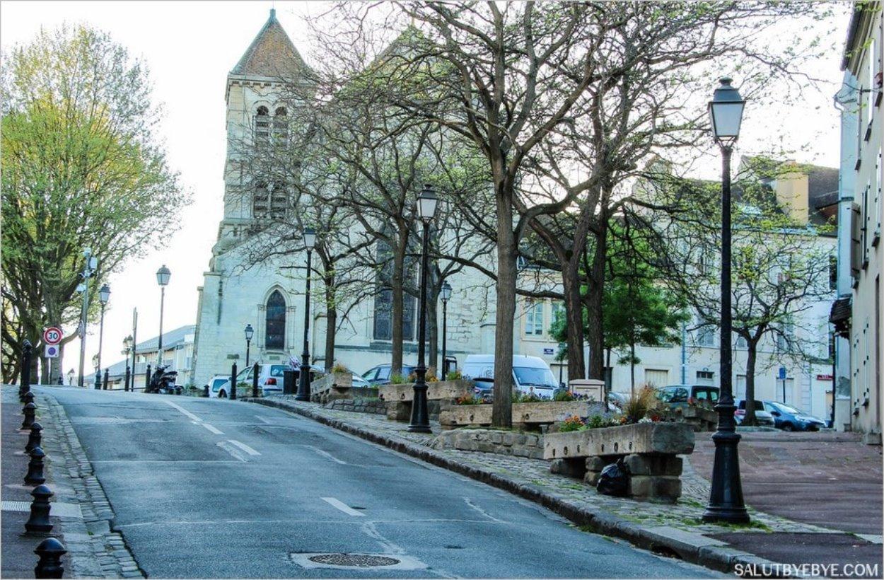Saint Maur des Fossés - Le quartier du Vieux Saint Maur