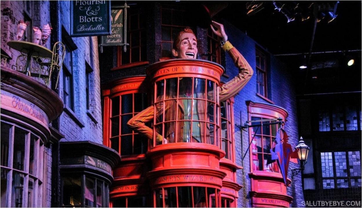 Weasley, Farces pour sorciers facétieux
