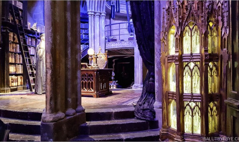 Suivez-moi dans les studios Harry Potter à Londres, une expérience… magique !