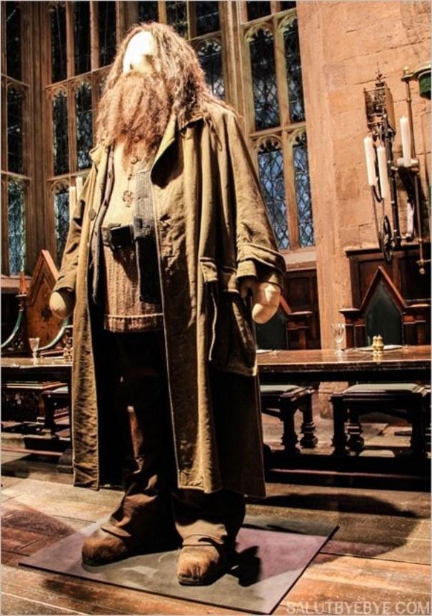 Costume de Hagrid