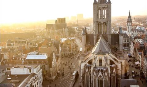 Découvrez le beffroi et la cathédrale Saint Bavon de Gand