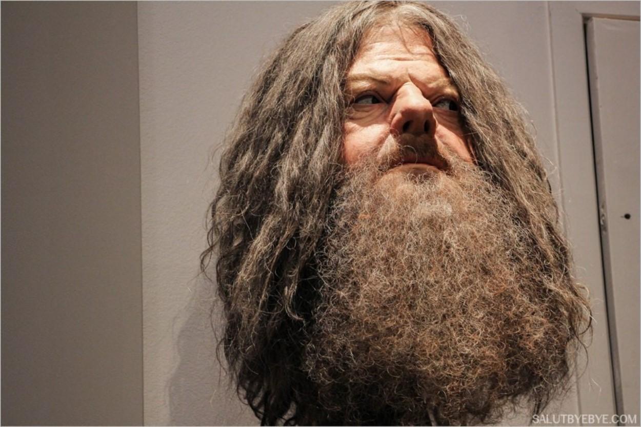 Un Hagrid plus vrai que nature