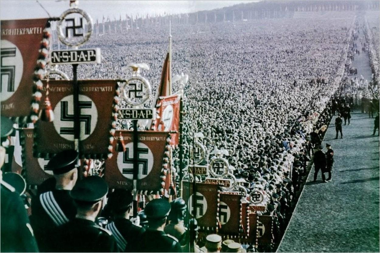 Nuremberg, 1937