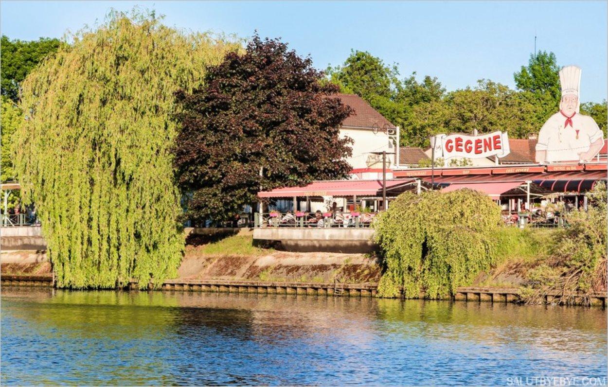 Chez Gégène, la guinguette la plus célèbre des Bords de Marne