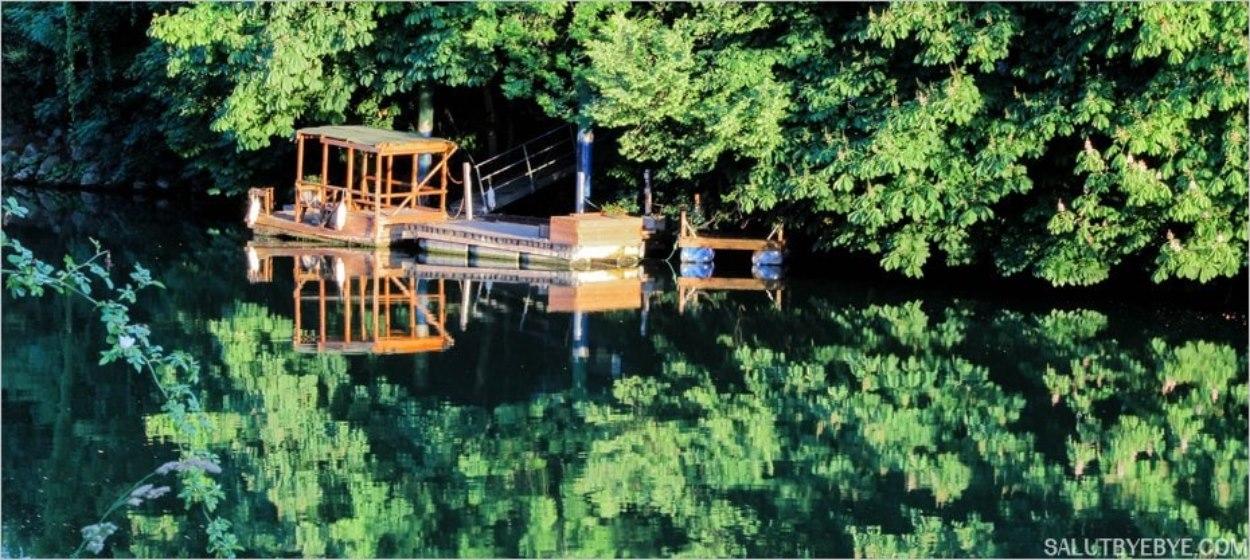 Reflets sur la Marne