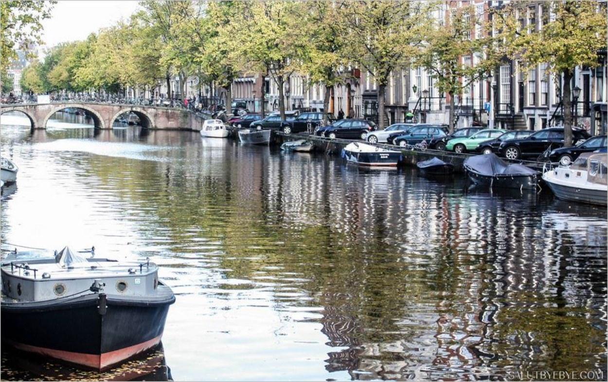 Un petit tour à Amsterdam