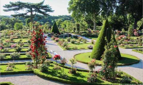 Une journée au Parc de Bagatelle à Paris : de la roseraie aux jardins…