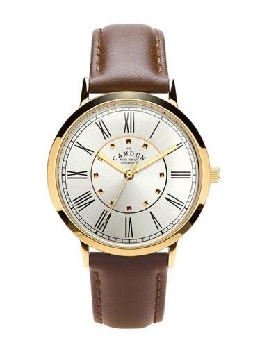 La montre n°27 en version or