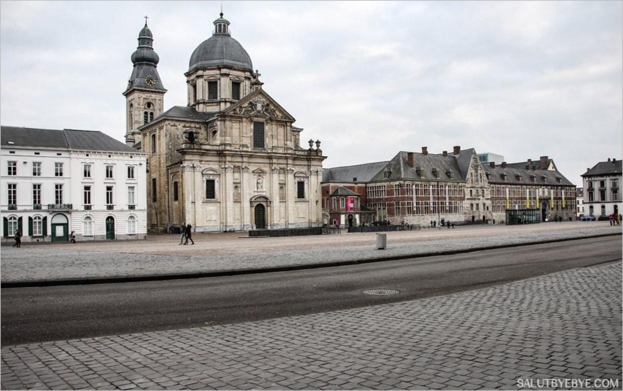 L'abbaye Saint-Pierre de Gand