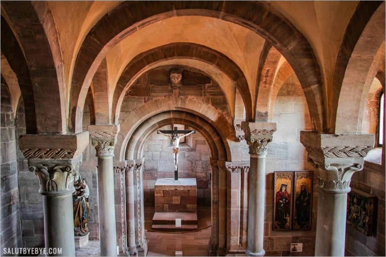La chapelle impériale du château