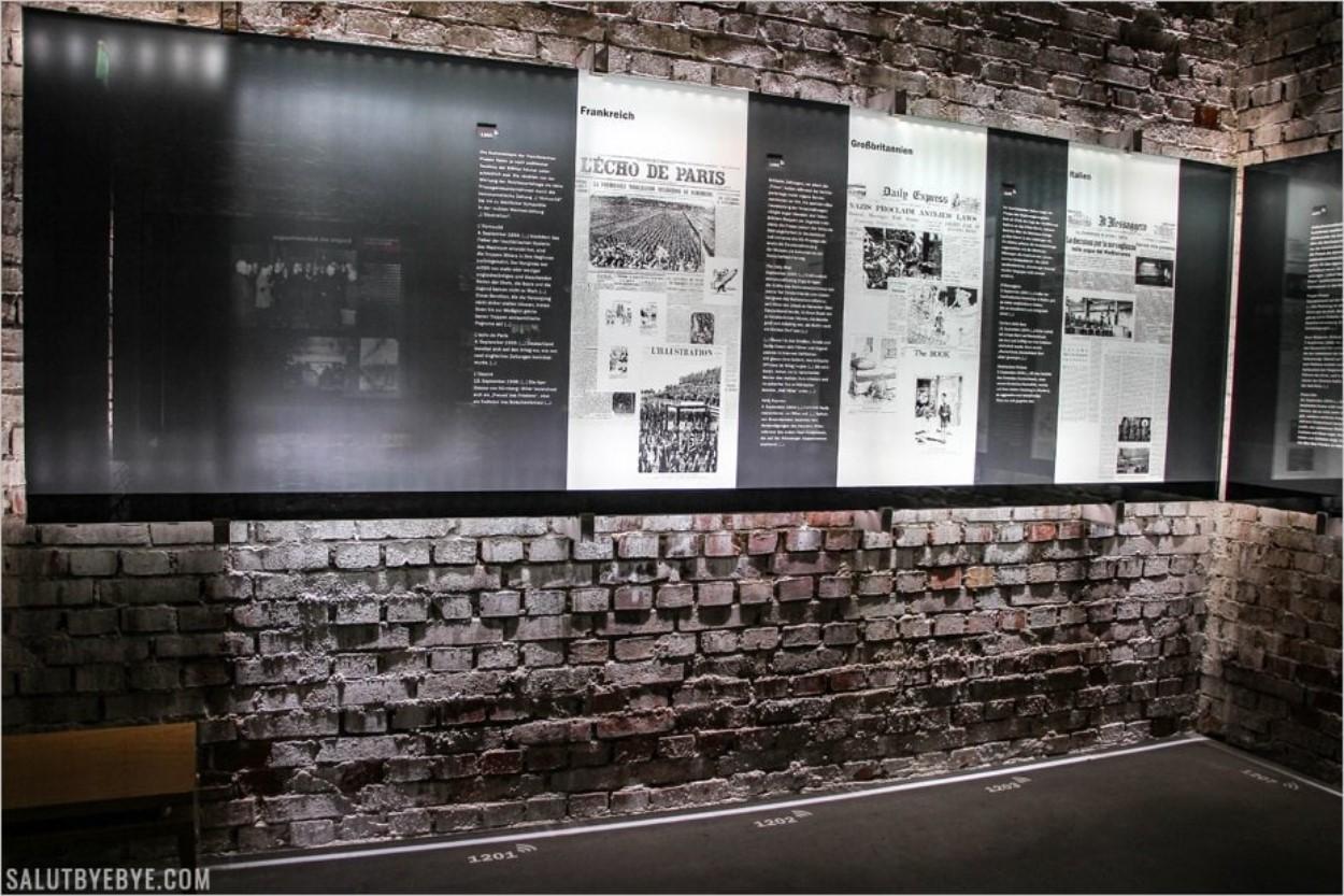 Le journal L'Écho de Paris évoque le premier congrès nazi de Nuremberg