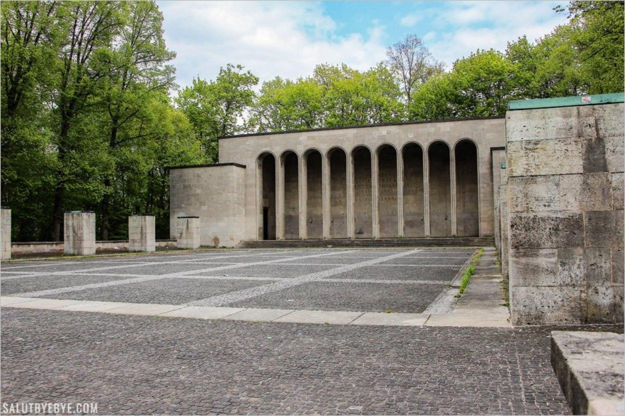 Ehrenhalle à Nuremberg