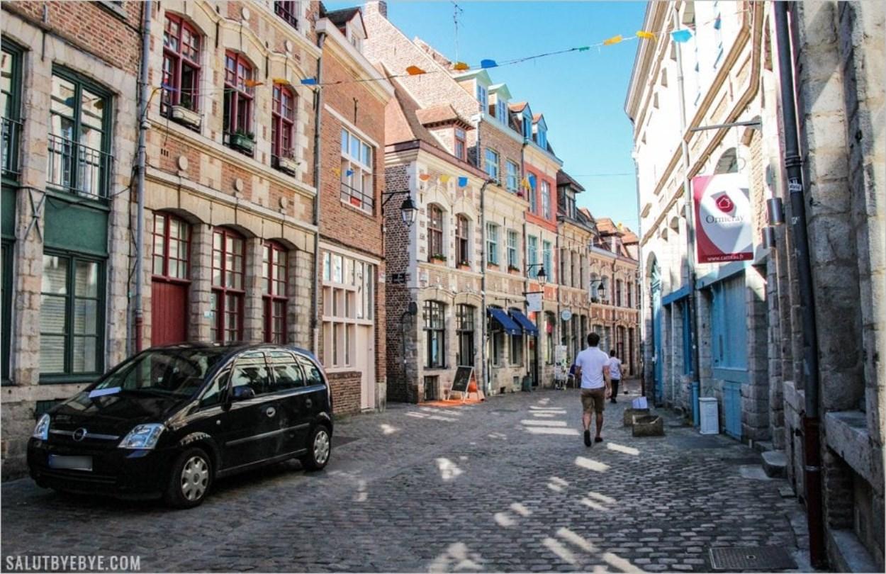 Une rue du Vieux Lille