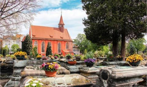 A la découverte du cimetière Saint-Jean de Nuremberg et des jardins voisins…