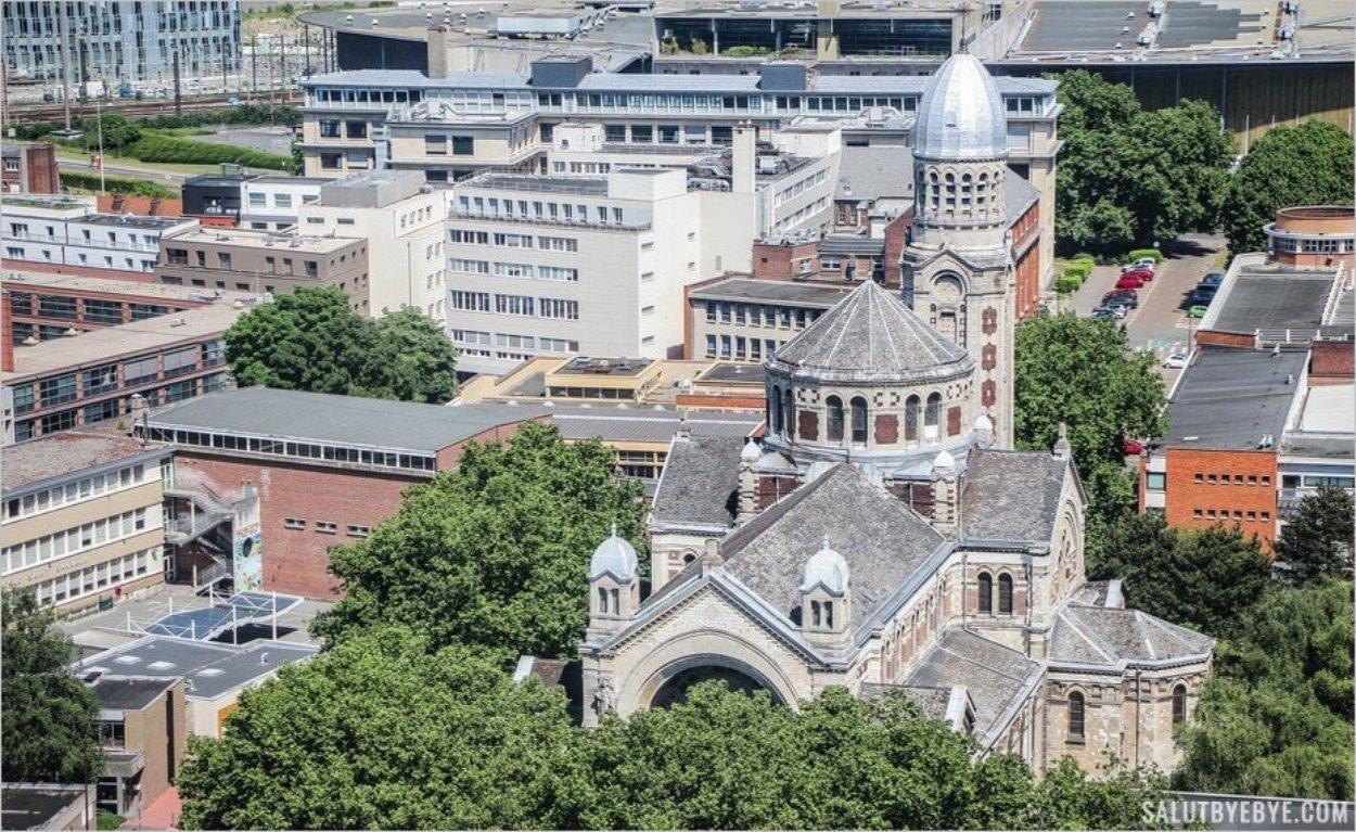 L'Eglise Saint Sauveur de Lille