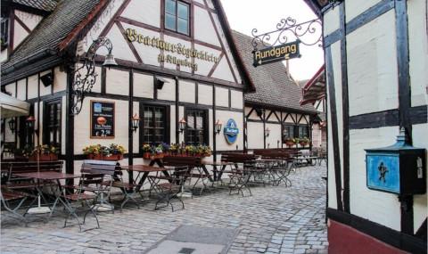 Le Nuremberg des artisans : le Handwerkerhof et la Weißgerbergasse