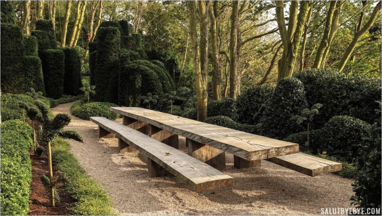 La grande table de Thomas Rösler