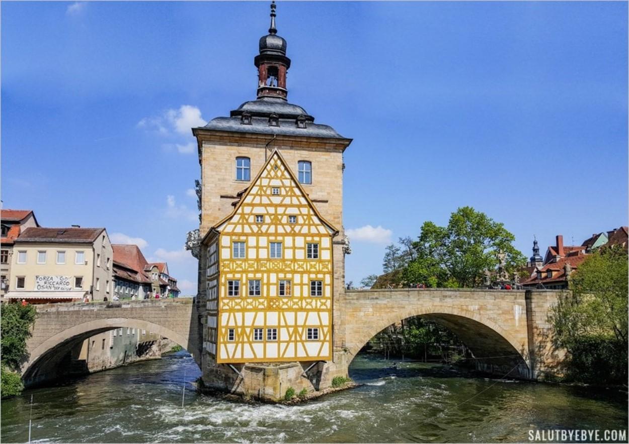 Altes Rathaus à Bamberg