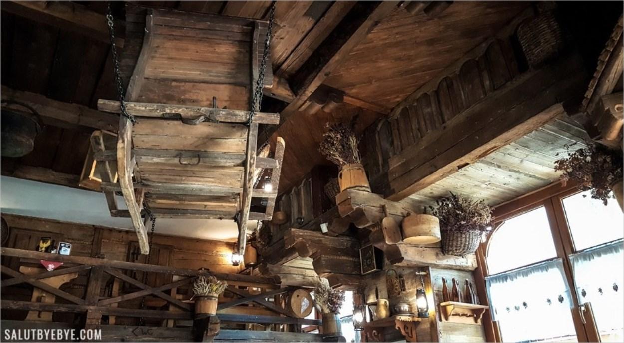 Le restaurant Karcma Zapiecek à Zakopane