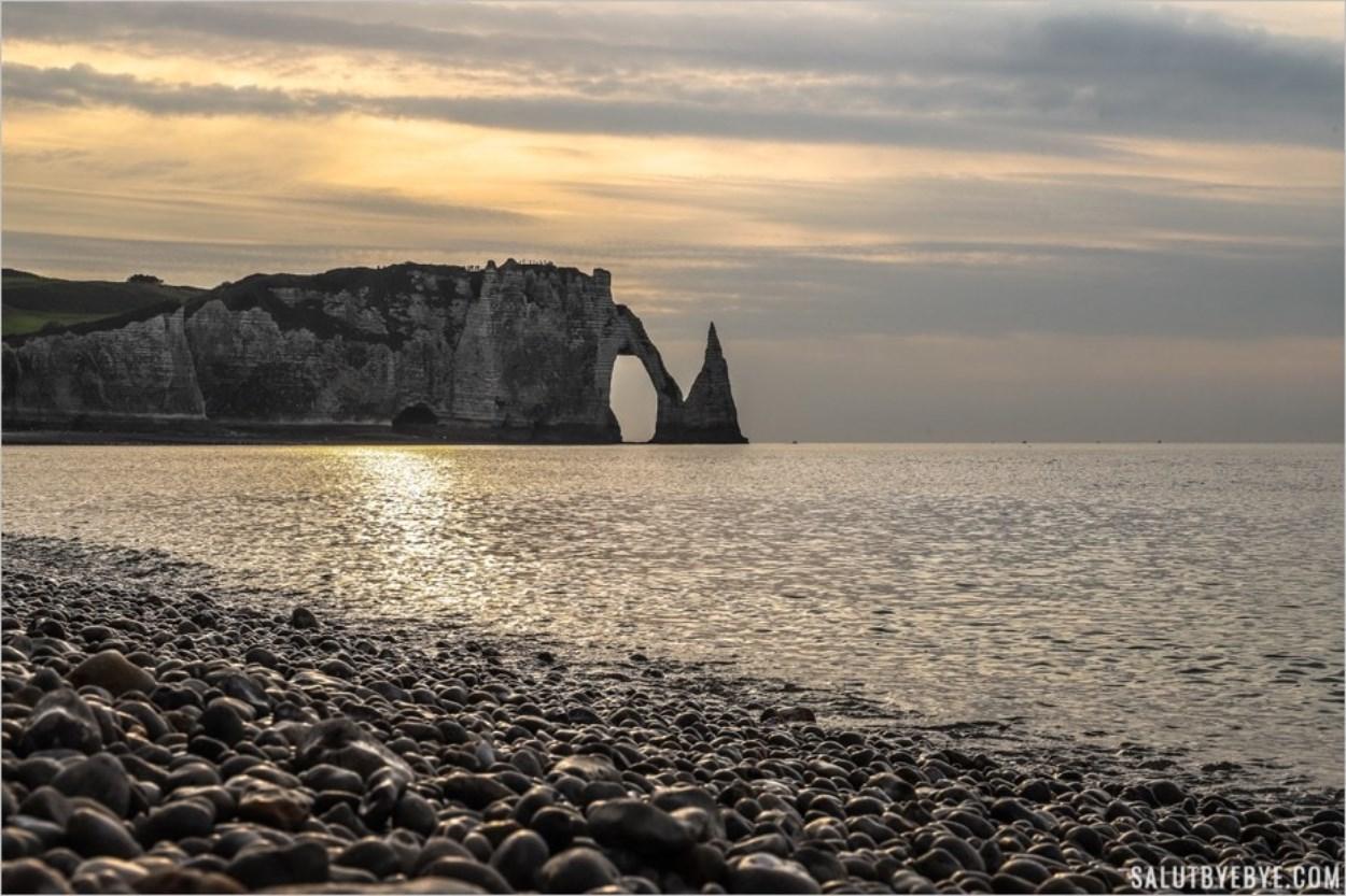 Que faire à Etretat en Normandie ? 2 jours près des falaises mythiques