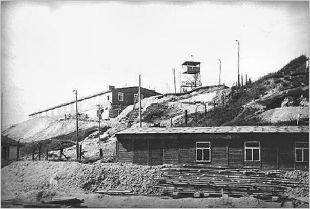Le camp de concentration de Plaszow sous le Troisième Reich