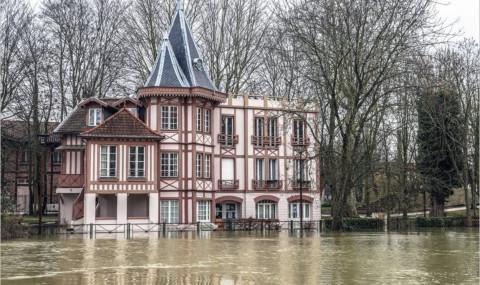 La crue de la Marne 2018 : des paysages transformés