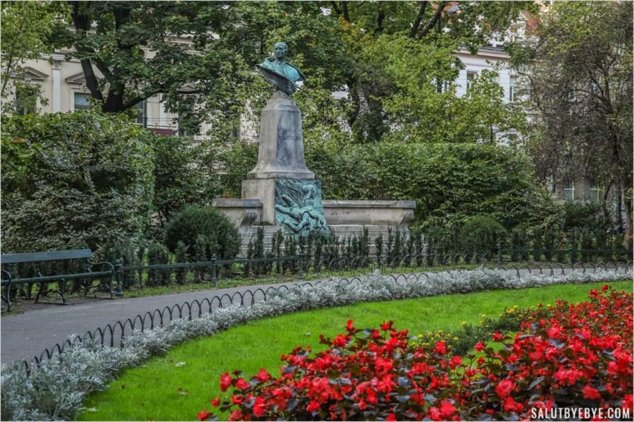 Krakow Planty