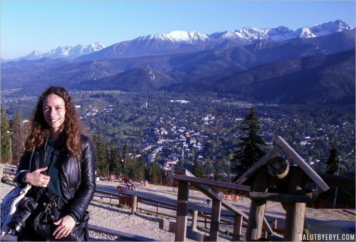Jouer les touristes à Zakopane en Pologne