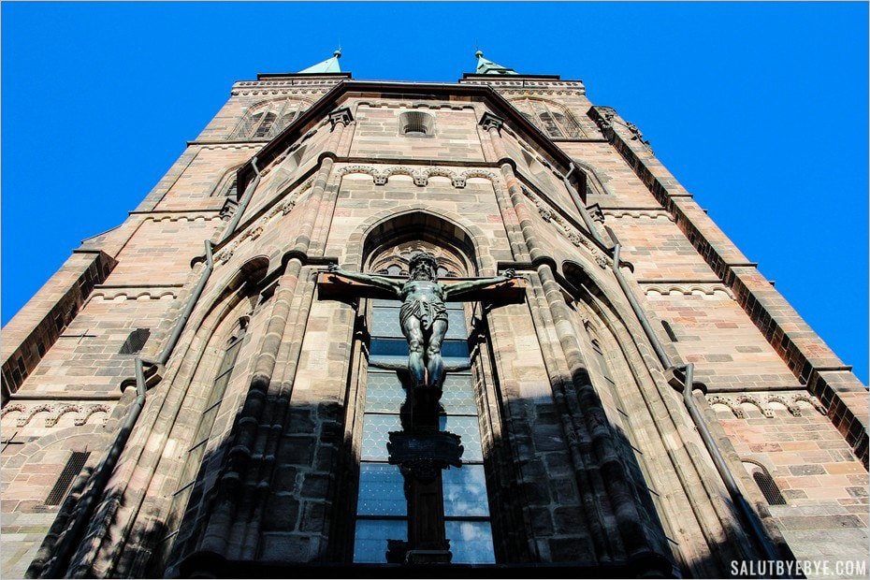 Le Christ de St Sebald