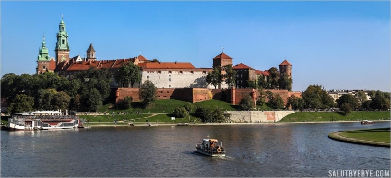 Château du Wawel à Cracovie