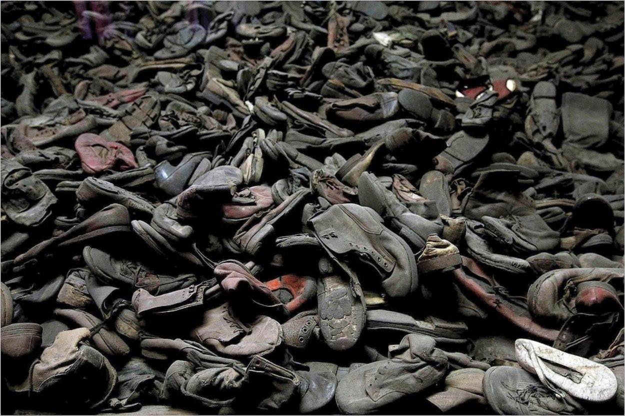 Chaussures à Auschwitz I