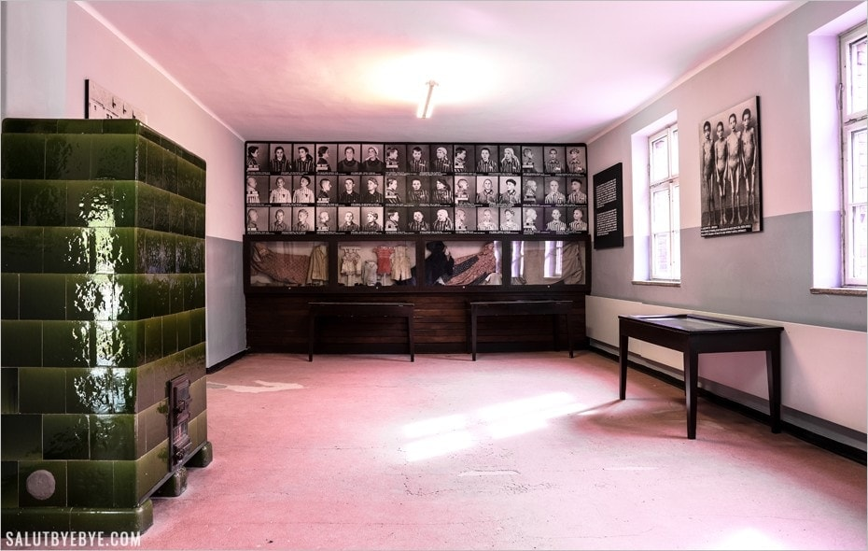 Enfances brisées - Camp de concentration Auschwitz I