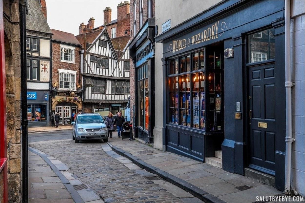 World of Wizardry - Shambles, York