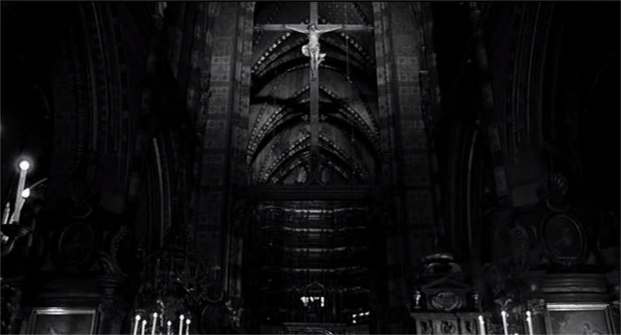 La basilique Mariacka dans La Liste de Schindler