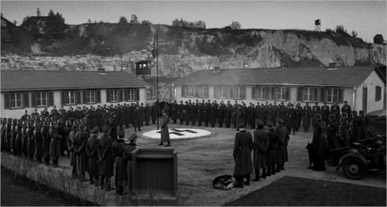 La carrière dans le film La Liste de Schindler