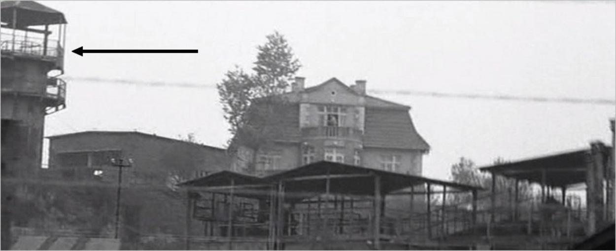 Les fours à chaux visibles dans La Liste de Schindler