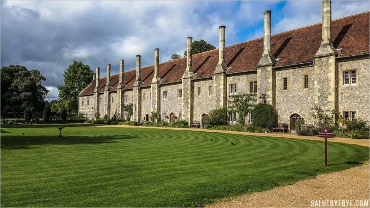 Les logements des Frères de Sainte-Croix - Winchester