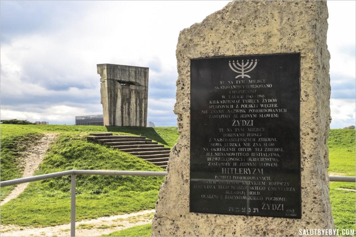 Le camp de Plaszow, camp de concentration méconnu au coeur de Cracovie