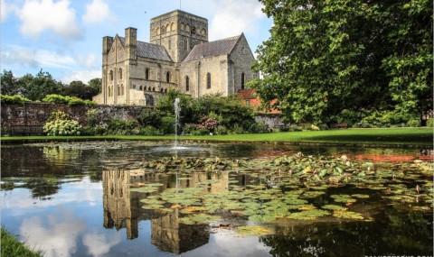 Hospital Of St Cross à Winchester : la plus vieille institution caritative d'Angleterre