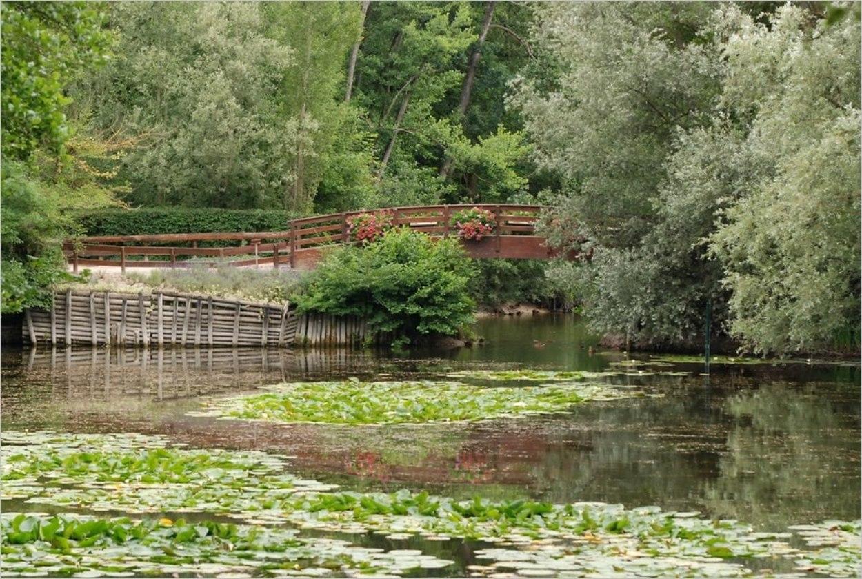 Parc Pierre Pitois à Troyes