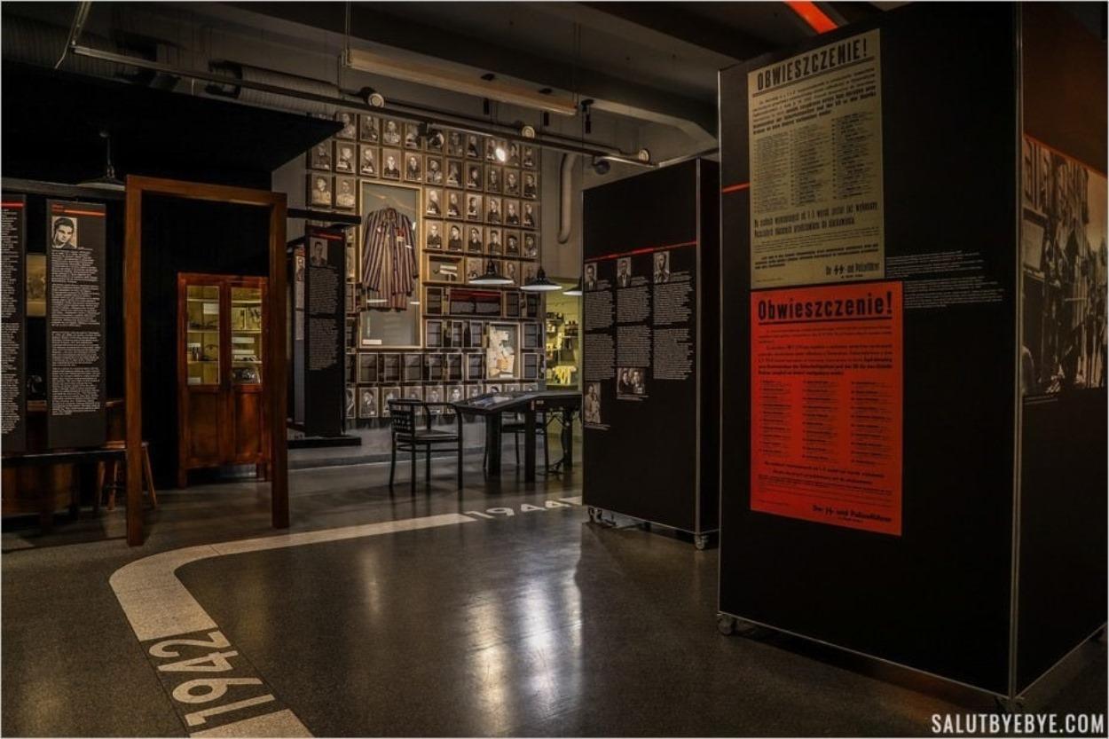 La visite bouleversante de l'ancien QG de la Gestapo à Cracovie, transformé en musée