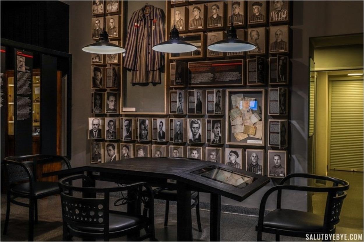 Musée dans l'ancien QG de la Gestapo à Cracovie