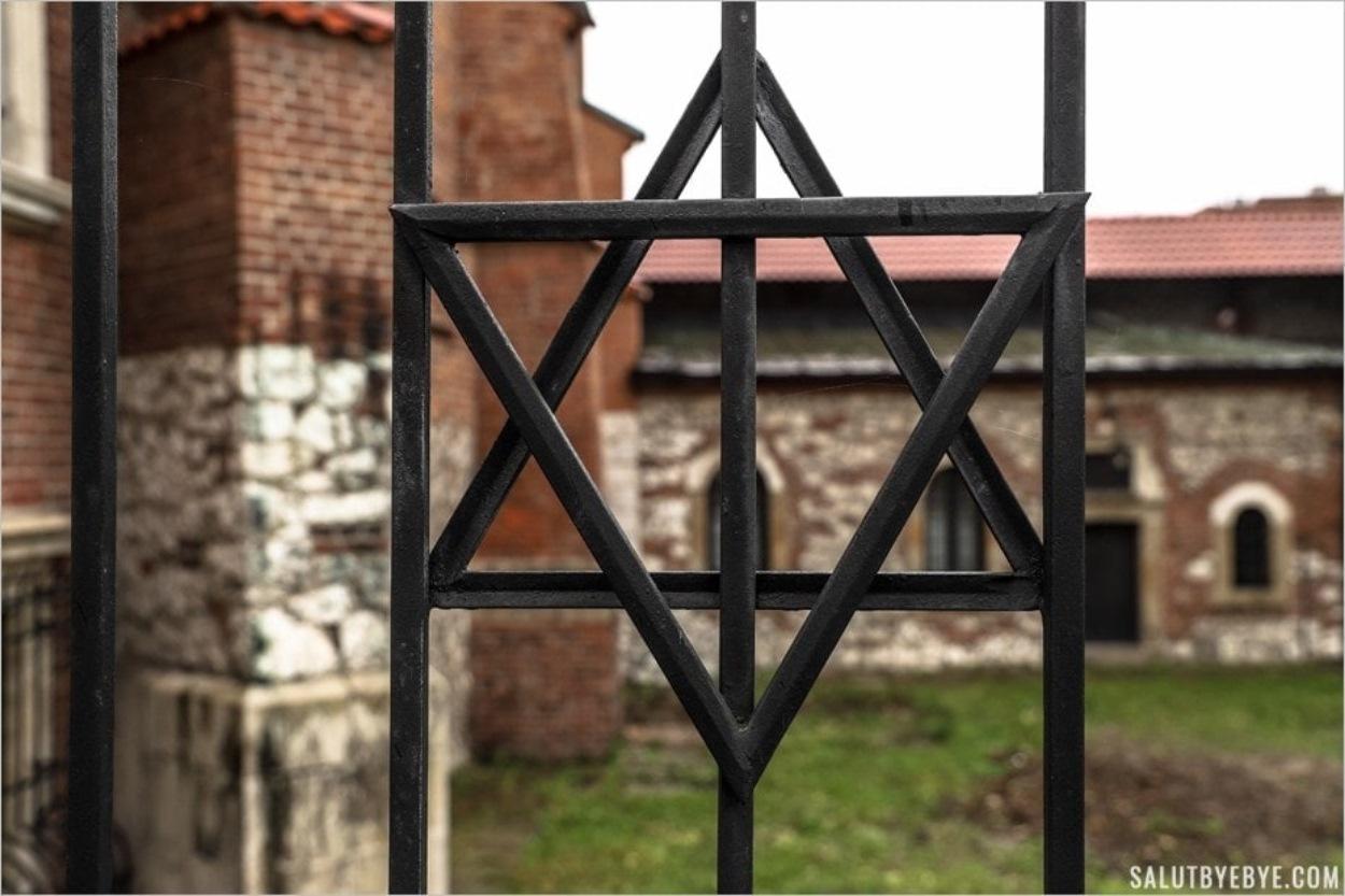 Le quartier juif de Kazimierz à Cracovie